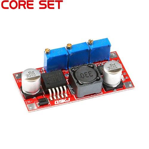 LM2596 DC-DC Step Down CC CV Power Supply Module 7V-35V To 1.25V-30V 3A Adjustable Voltage Regulator Converter LED Driver