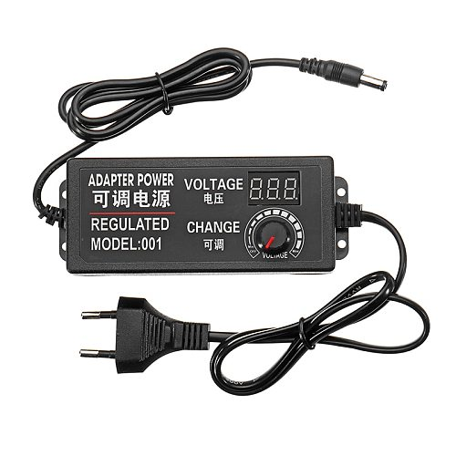 9-24V 3A 72W AC/DC Adapter Switching Power Supply Regulated Power Adapter Display EU Plug High Quality