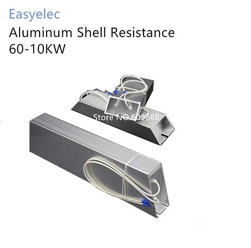 300W 400W Ladder-shaped Aluminum Frequency Converter  Shell Resistor Brake Resistor