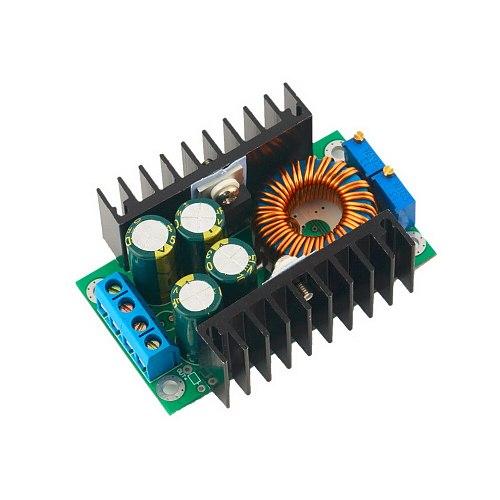 1pcs Professional Step-down Power DC-DC CC CV Buck Converter Supply Module 8-40V To 1.25-36V 12A Adjustable