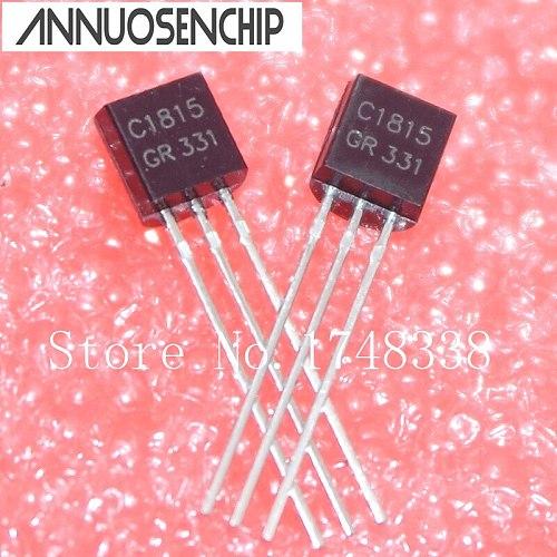 1000pcs MAC97A8 MAC97A6 MCR100-6 MCR100-8 2SC1815 2SA1015 2SA733 2SC945 MCR100 97A8 97A6 C1815 A1015 A33 C945