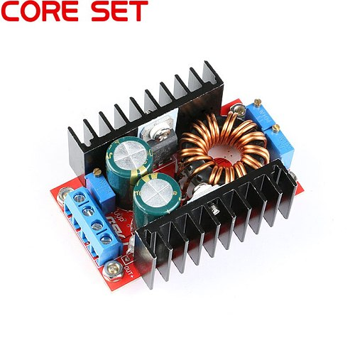DC-DC 9-35 to 1-35V 80W Professional Step Up Down Module DC DC CC CV Buck Boost Converter 80W Buck Booster Power Supply Board