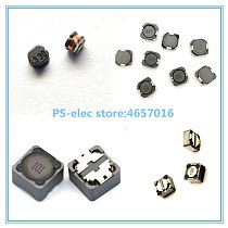 10pcs/lot Shielded SMD power inductor 2.2UH-470UH High quality sales CD32 CD43 CD54 CD75 4D28 5D28 CDRH104R RH127
