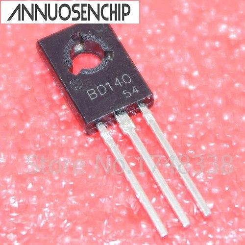 100CS BD140 BD139 TO-126 New & original