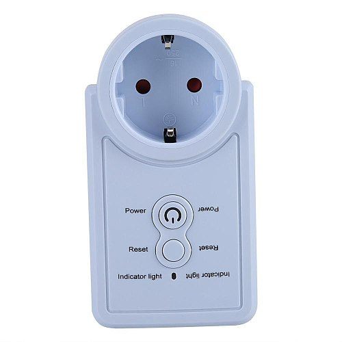 SMS Control GSM Socket Smart Power Plug GSM Outlet Socket Wall Switch with Temperature Sensor Intelligent Temperature Control