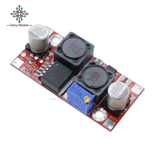 Boost Buck DC adjustable step up down Converter XL6009 Module Voltage