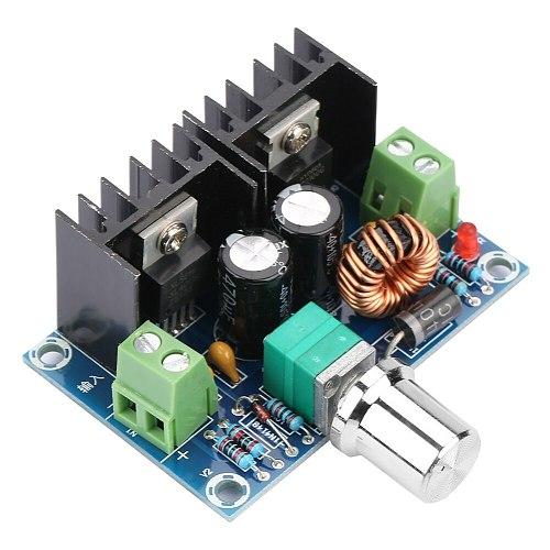 DC-DC Voltage Regulator High Power Step-Down Module 4-40V To 1.25-36V High-Power DC Voltage Regulator
