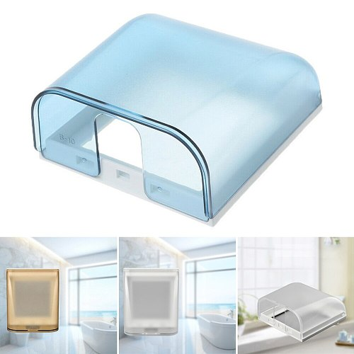 Universal 86 Type Wall Socket Waterproof Box Plate Panel Switch Protection Cover Home JDH99