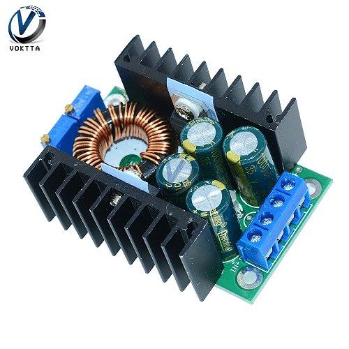 XL4016 300W Step Down Buck Converter 5-40V To 1.2-35V Adjustable DC-DC Power Supply Voltage Regulator Stabilizer for Arduino