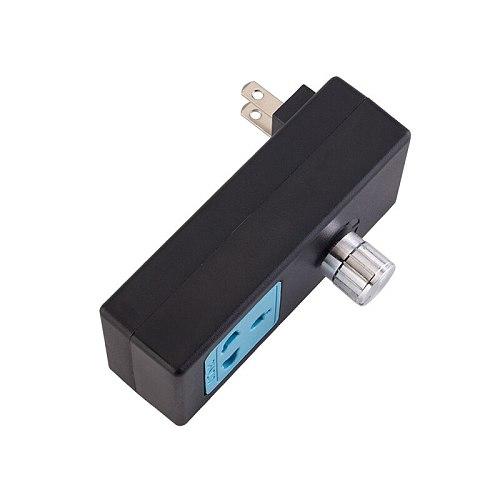 200W exhaust fan speed regulator socket switch electric blower fan speed variable step regulator 220V