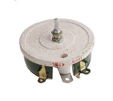 Disk Ceramic Variable Resistor BC1-150W Adjustable Resistor Adj Wirewound Rheostat