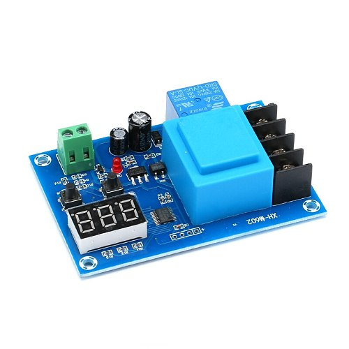 XH-M602 digital control battery lithium battery charging control module Battery charge control switch Protection board