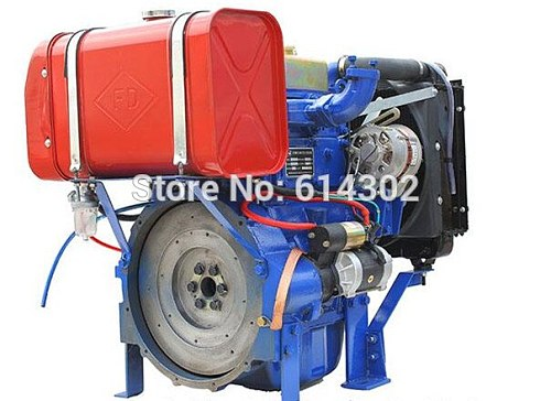 20kw/25kva China weifang diesel engine 2110D for diesel generator set/genset diesel engine
