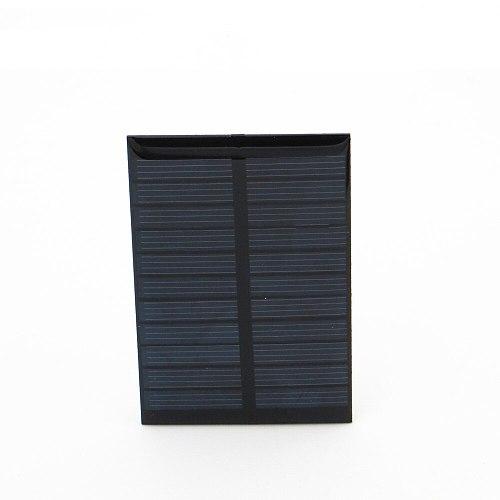 0.55W 5.5V 100mA Mini Solar Cell Solar Panel Standard Epoxy Polycrystalline DIY Battery Power Charge Module toy