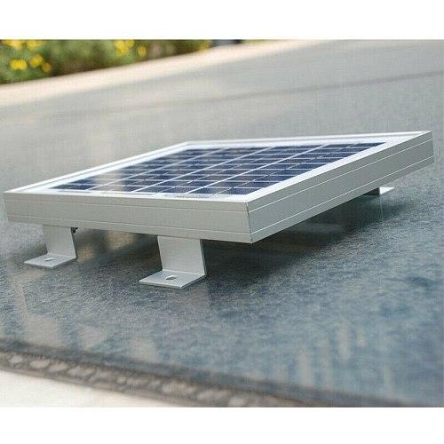 Panel Solar Z Bracket Mounts Energy Battery Aluminum Alloy Supplies Wall