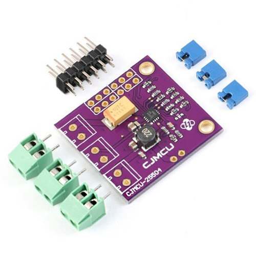 Energy Harvesting Module Boost Converter Conversion Solar Photovoltaic Cell Management Energy Collector CJMCU-25504