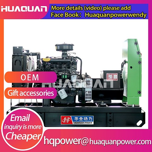 weifang small water cooled 20kw 27 kva diesel generator with deutz engine
