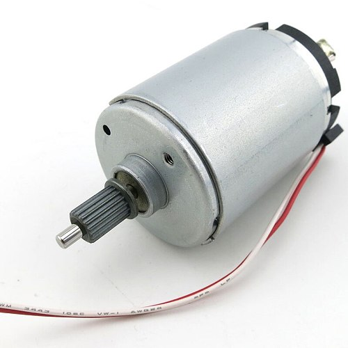 545 Large Torque DC Motor Low Noise Motor Wind Generator Mini Motor Diy Motor