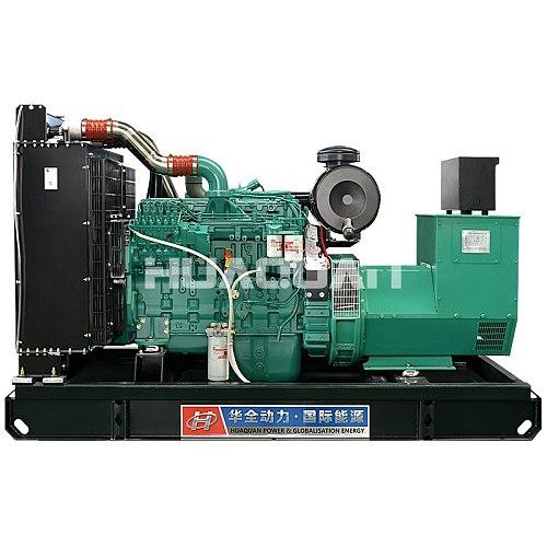 silent type diesel generator 200kw
