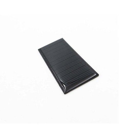 5.5V 70mA Mini Solar Cell Solar Panel Standard Epoxy Polycrystalline Silicon DIY Battery Power Charge Module toy