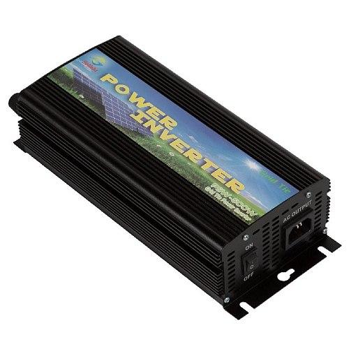 500w Solar Power Inverter Generator On Grid Tie DC22-56v to AC90-130v