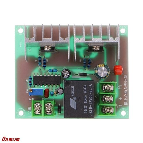 300W DC 12V To AC 220V Inverter Driver Board Power Module Drive Core Transformer Damom