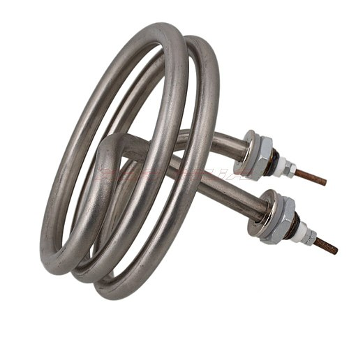 AC220V 4500W Electric Element Helix Booster spring type stainless steel heating tube heating tube heat pipe