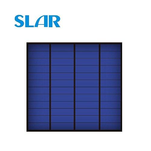Solar Panel 12V 250mA 3W Standard Epoxy polycrystalline Silicon DIY Battery Power Charge Module Mini Solar Cell toy