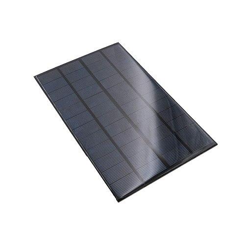 Solar Cells 12V 350mA 4.2W Mini Solar System DIY For Battery Cell Phone Charger Polycrystalline Solar Panel Module Solar System