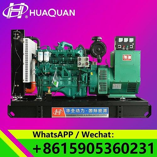 three-phase generator set 87.5kva 70kw diesel generator