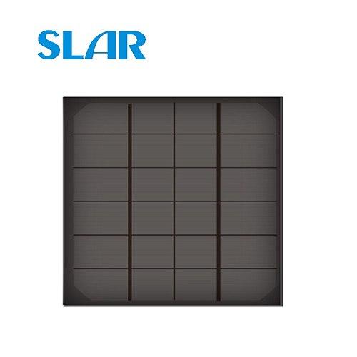 Solar Panel 6V 3W 500mA Standard Epoxy Monocrystalline Silicon DIY Battery Power Charge Module Mini Solar Cell toy