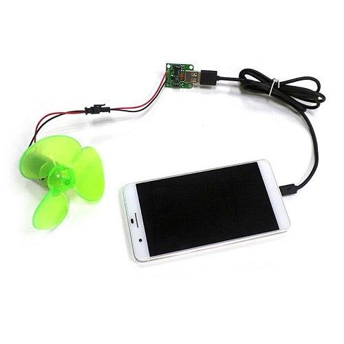 1 Set Electrical Mini Wind Generator Alternator DIY Kit Portable Emergency Mobile Phone Charger Micro Wind Turbine Motor WWO