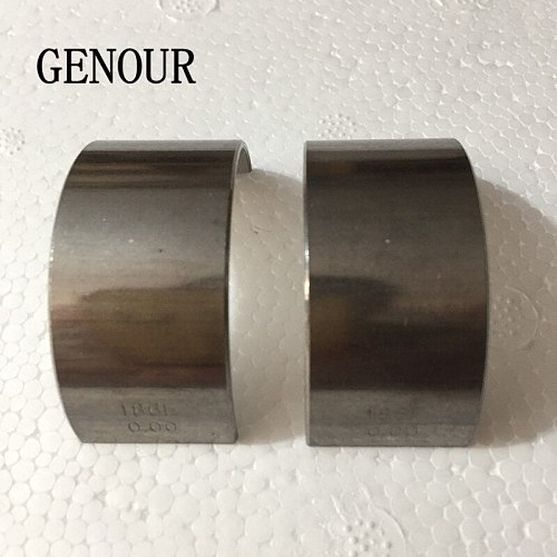 1PAIR CONNECTING ROD BEARING 2PCS FOR KAMA KM186F CHINESE 186F 186FA KM186 406CC 9HP 10HP AIR COOLING DIESEL ENGINE