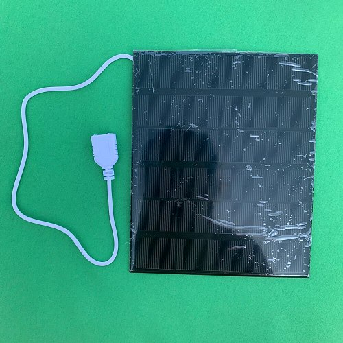Carry small solar panels with you for mobile phone charging micro appliances