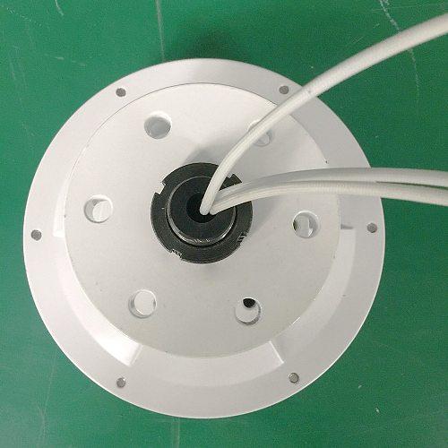 New Arrival Vertical Maglev Generator 600w 12v 24v 3 phase 250 RPM permanent magnet generator