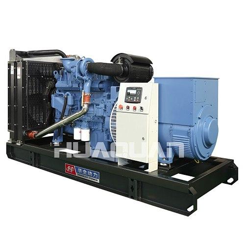 big power yuchai engine 375kva 300kw for sale