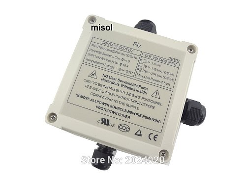 110V high power relay for electrical heating for solar water heater system