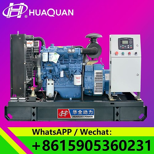 made in china 440V generator set 37.5kva 30kw diesel generator