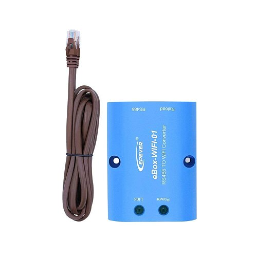 EPSOLAR EBOX-WIFI-01 WIFI Box Mobile Phone APP use for EP Tracer Solar charge Controller Communication EPEVER