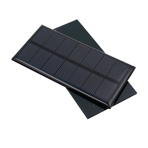 2PCS X Solar Panel 3.5V 250mA Cell DIY Battery Charger Mini Solar Panel China Module Solar System Cells for Cell Charger Toy