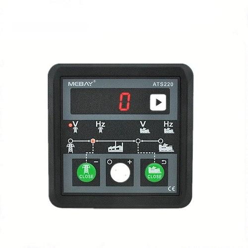 Genset ATS controller ATS220 free shipping