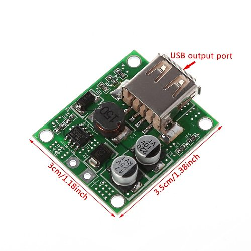 5V 2A Solar Panel Power Bank USB Charge Voltage Controller Regulator