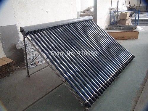 Solar Collector Pressurized heat pipe glass tube 300L