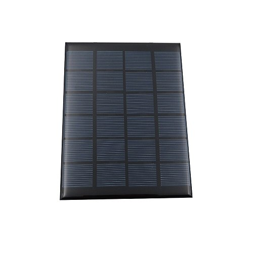 6V 333mA 2Watt 2W Poly Panel Solar Standard Epoxy monocrystalline Silicon DIY Battery Power Charge Module Mini Solar Cell toy