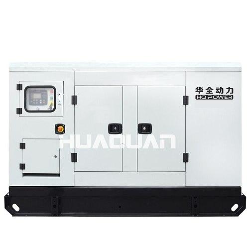 30KW silent diesel generator powered by diesel engine
