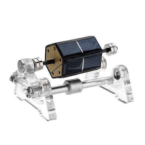 TOP Stark-2 Solar Motor Magnetic Levitation Educational Model Gift Toy