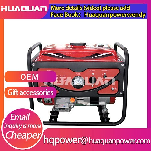 air cooled portable power 1 kw generator price in india