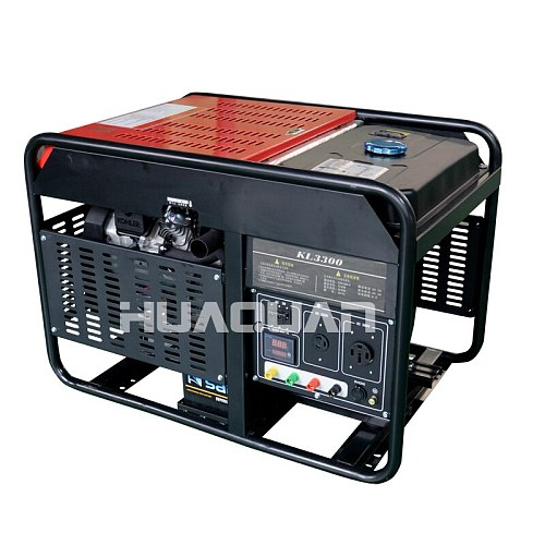 gasoline engine small generating 15kw alternator