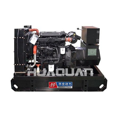 good quality 25kva single phase ac generator set 220v from china