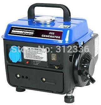 Fast shipping 650W Gasoline Generator petrol generator capacitor start 2 stroke 50:1 450W 550W 600W 700W 800W 900W